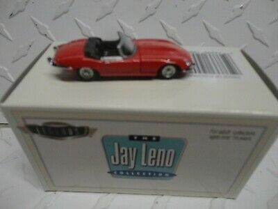 AU34.32 • Buy Hot Wheels Jay Leno Collection Red Jaguar XKE W/Real Riders