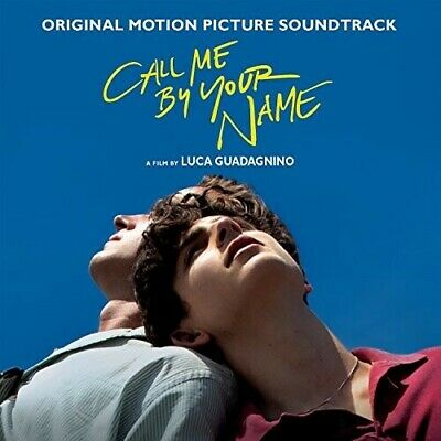 AU17.21 • Buy Call Me By Your Name (Original Motion Picture Soundtrack) (CD) New & Sealed