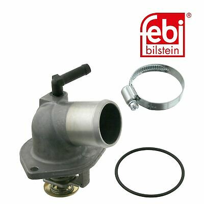 £17.02 • Buy Febi 27869 Thermostat With Gasket For Vauxhall 13 38 420