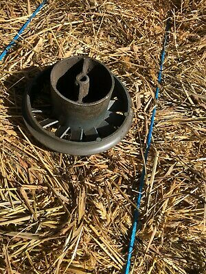 AU20 • Buy Vintage Ford 3000 Tractor 4'' Air Intake Precleaner Base Donaldson Type