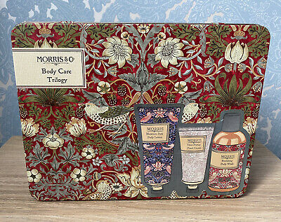 £13 • Buy Morris & Co Body Care Trilogy Gift Set - Body Wash, Body Lotion, Hand Cream