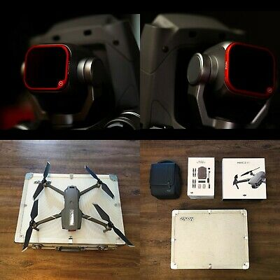 AU2403.53 • Buy DJI Mavic 2 Pro Drone Fly More Combo Kit With Pro Flight Case And Filters