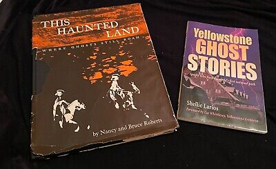 £11.50 • Buy True Ghost Story Books This Haunted Land Southern Ghost Stories & Yellowstone