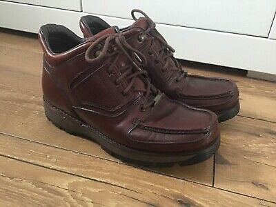 £95 • Buy RARE Vintage Rockport Boots Size 9 1/2 W