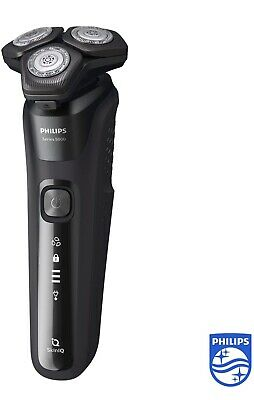 AU156.32 • Buy Philips Shaver Series 5000 Wet & Dry Men's Electric Shaver With Power S5588/30