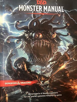 AU41 • Buy Dungeons And Dragons Monster Manual
