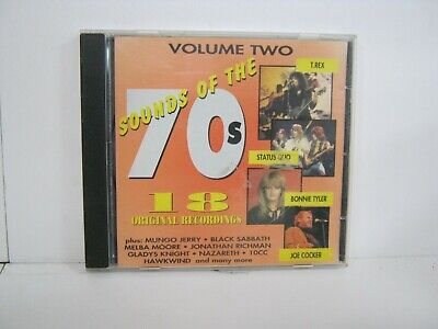 £3 • Buy Cd Album Sounds Of The 70's Volume Two 2988