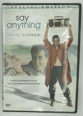 AU13.46 • Buy Say Anything (1989) NEW, Sealed Special Edition DVD John Cusack, Ione Skye