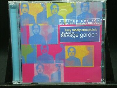 AU8 • Buy Savage Garden- Truly Madly Completely: The Best Of CD+DVD (Greatest Hits) 2xDISC
