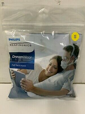 AU149.99 • Buy Philips Respironics DreamWear CPAP Full Face Replacement Mask - Size Small New