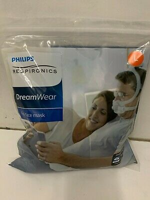 AU149.99 • Buy Philips Respironics DreamWear CPAP Full Replacement Face Mask Only - Large - NEW