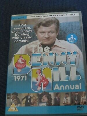 £3.50 • Buy The Benny Hill Annual 1971 (DVD, 2005, 2-Disc Set)