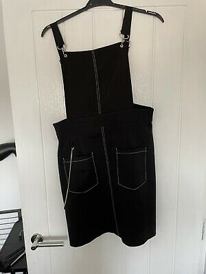 AU3.69 • Buy Missguided Pinafore Dress Size 14