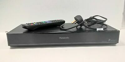 £21 • Buy Panasonic DVD Freeview Recorder DMR-EX97EB-K G With Remote And Power Cable #924