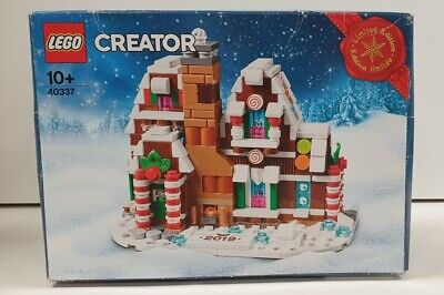 £24 • Buy Lego 40337 Creator Microscale Gingerbread House Limited Edition Set, Sealed #150