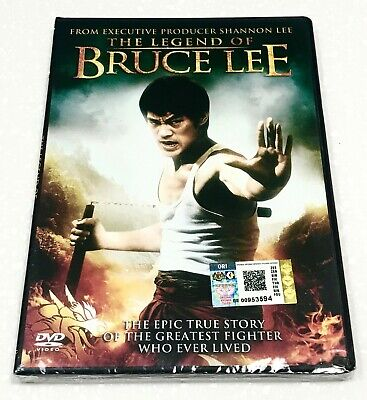 £12.71 • Buy The Legend Of Bruce Lee 李小龍傳奇 (Movie) ~ All Region ~ Brand New & Factory Seal
