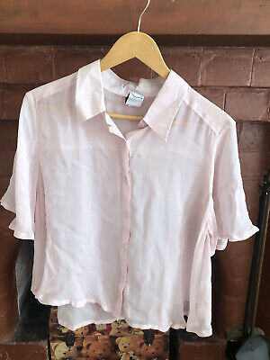 AU25 • Buy Finders Keepers Silk Blouse Size 12