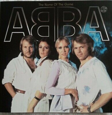 £5.99 • Buy Abba: The Name Of The Game Cd Album (gold Singles Hits) New