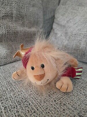 £8.50 • Buy Official TESCO Chilly And Friends Kingsley Lion Small Plush
