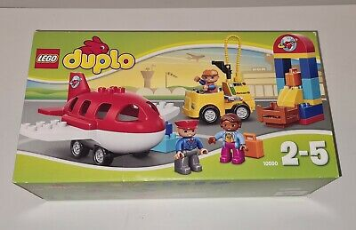 AU60 • Buy LEGO Duplo Genuine 10590 Airport Brand New And Sealed