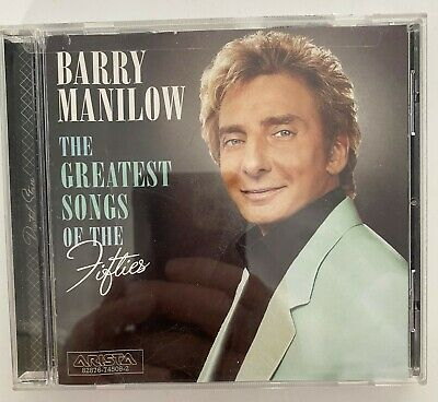£2.74 • Buy Greatest Songs Of The Fifties - Barry Manilow CD 2006