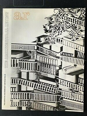 £9.75 • Buy Architectural Review 1032 February 1983 Pagliara Peichl Gowan Nouvel Classicism