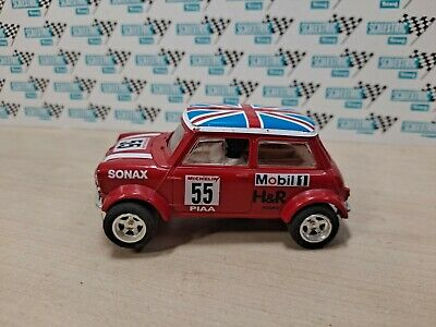 £22 • Buy Scalextric C7 Mini Red No55union Jack Roof Superb Litle Used Superb!!!