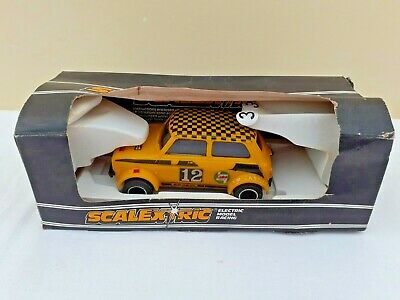 £14.99 • Buy Scalextric C052 Mini 1275 G T Rally Special Car Boxed