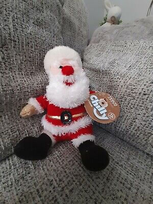£4.90 • Buy Official TESCO Chilly And Friends Chilly Small Plush Santa