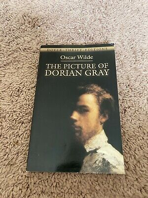 AU2.69 • Buy Dover Thrift Editions Ser.: The Picture Of Dorian Gray By Oscar Wilde (1993, Tra