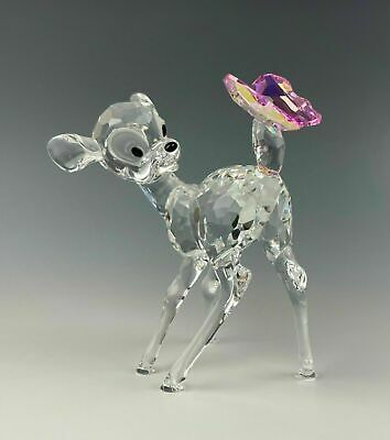 £195 • Buy SWAROVSKI Bambi First Release Rare And Retired Mint