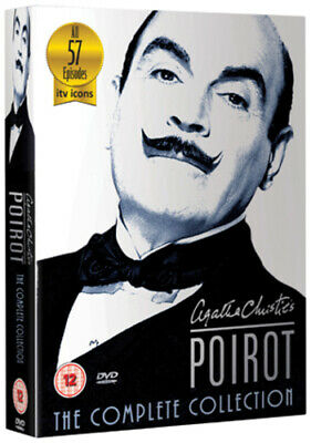 £19.67 • Buy Agatha Christie's Poirot: The Complete Collection 1-6 DVD (2008) David Suchet