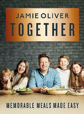 AU28.75 • Buy NEW Together: Memorable Meals Made Easy By Jamie Oliver Book   Free Postage AU