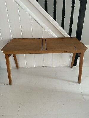 £50 • Buy French Vintage Childs Double School Desk