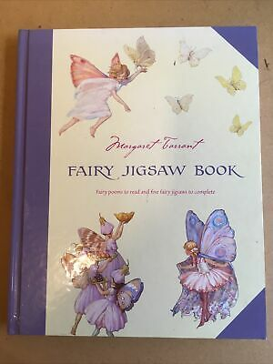 £0.99 • Buy Margaret Tarrants Classic Fairy Jigsaw Book-Preowned But Jigsaws Untouched