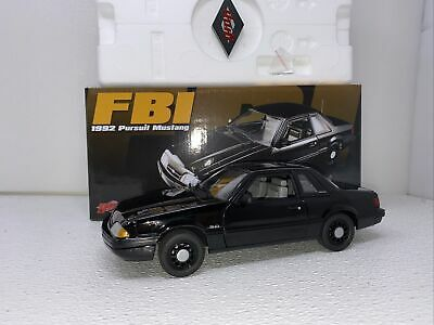 AU141.50 • Buy 1/18 GMP 1992 Ford Mustang FBI Persuit Vehicle RARE Part # 18805