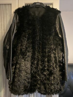 £25 • Buy Faux Fur Leather Cost Size 20