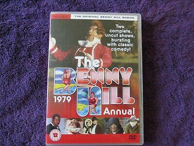£3 • Buy Benny Hill: The Benny Hill Annual 1979 DVD (2006) Benny Hill Cert 12 Great Value