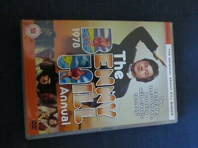 £3 • Buy Benny Hill - The 1978 Annual [DVD]
