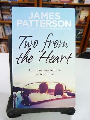 AU8 • Buy Two From The Heart By James Patterson (Paperback, 2017)