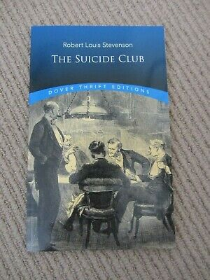 AU13.95 • Buy The Suicide Club By Robert Louis Stevenson - NEW - Softcover Book Dover Thrift