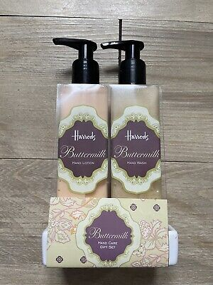 £15 • Buy Harrods Designer Hand Wash And Lotion With Soap Dish Brand New