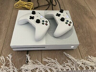 AU166.90 • Buy Xbox One S 1TB Console With Two Controllers