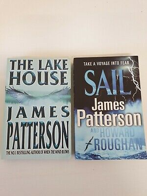 AU19.95 • Buy The Lake House And Sail By James Patterson. ( Paperback, 2003, 2008)