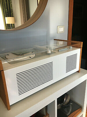 £1729.99 • Buy Like New Record Player Braun Sk  Masterpiece Of Design Of Dieter Rams 1960