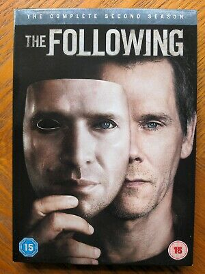 £1.30 • Buy The Following - Series 2 - Complete (DVD, 2014) 4 Disks, Great Condition.