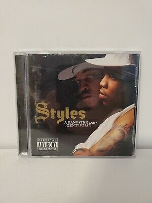 £3.99 • Buy Styles P (The Lox)  A Gangster And A Gentleman  CD, Feat: Jadakiss, M.O.P., Eve^