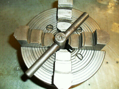 £49 • Buy 4 Jaw 150mm Ind Lathe Chuck