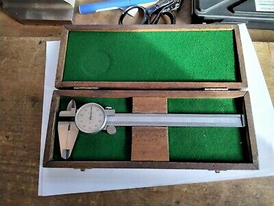 £9.99 • Buy BOXED MOORE  & WRIGHT No143 IMPERIAL CALIPERS