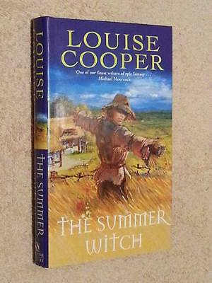£9.99 • Buy Louise Cooper THE SUMMER WITCH 1st Edn UKHC